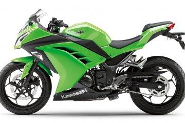 2014年モデル Ninja 300 (EX300AEF)※欧州一般仕様