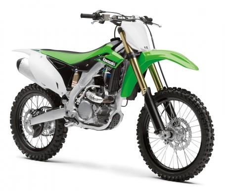 2014年モデル KX250F