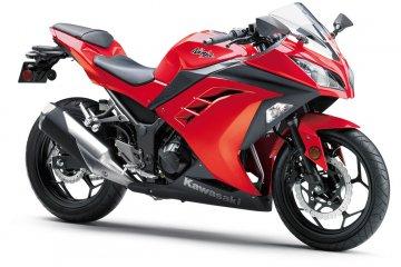2013年モデル Ninja 300 (EX300ADF)※カナダ仕様