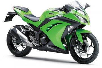 2013年モデル Ninja 300 (EX300ADF)※欧州一般仕様