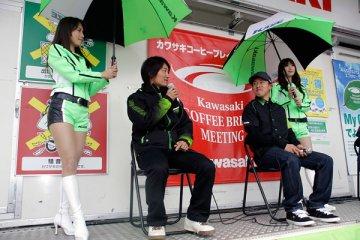 カワサキコーヒーブレイクミーティング in 淡路