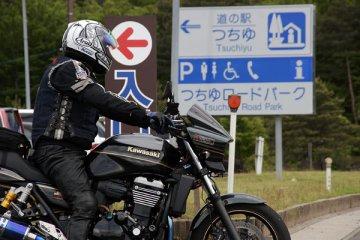"""2010 ZRX1200DAEGオーナーズクラブ""""AZ""""関東ミーティング"""