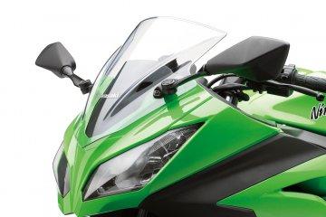 2013年モデル Ninja 250 インドネシア仕様(EX250L)フィーチャーカット