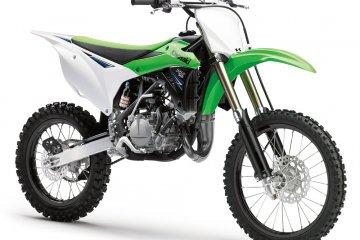 2014年モデル KX100 北米仕様(KX100F)