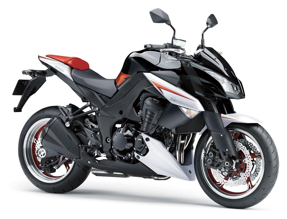 [Z1000/ABS/Special Edition]2013年モデルにスペシャルエディションが登場 | カワサキイチバン