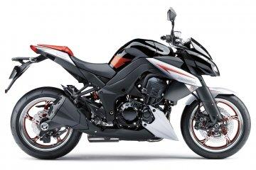 2013年モデル Z1000 Special Edition (ZR1000DDFA)※欧州一般仕様
