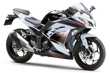 2014年モデル Ninja 300 ABS Special Edition (EX300BEF)※タイ仕様