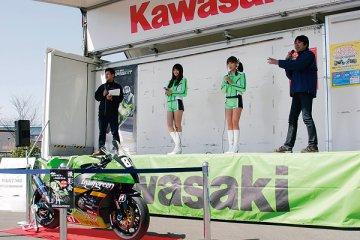 2012年4月8日 カワサキオーナーズU29ミーティング in お台場