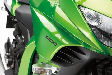 2014年モデル Ninja 1000 ABS (ZX1000MEF)※東南アジア一般仕様 フィーチャーカット