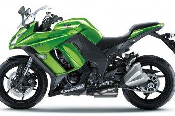2014年モデル Ninja 1000 ABS (ZX1000MEF)※東南アジア一般仕様