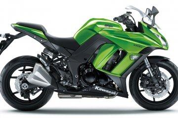 2014年モデル Ninja 1000 (ZX1000LEF)※東南アジア一般仕様