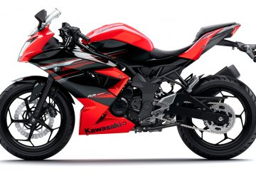 2014年モデル Ninja 250SL (Ninja RR mono) (BX250AEF)※インドネシア仕様
