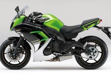 2014年モデル Ninja 400 Special Edition