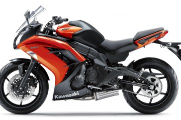 2014年モデル Ninja 650 (EX650EEF)※東南アジア仕様