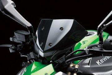 2014年モデル Z1000 ABS Special Edition 欧州一般仕様(ZR1000G)フィーチャーカット