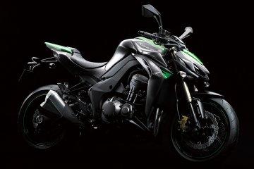2014年モデル Z1000 ABS Special Edition 欧州一般仕様(ZR1000G)スタイリング