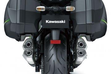 2014年モデル Z1000 SX ABS (ZX1000MEF)※欧州一般仕様 オプション