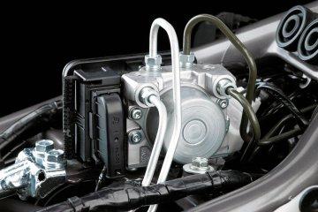 2014年モデル Z250SL ABS (BR250FEF)※タイ仕様 フィーチャーカット