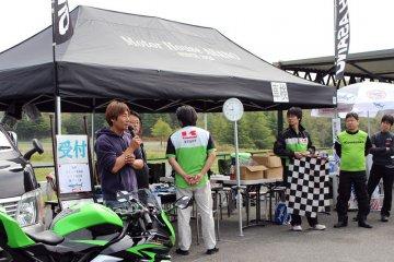 2015 カワサキCS2グループ サーキット走行会