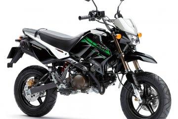 2015年モデル KSR110 (KL110D)※タイ仕様