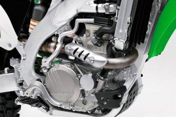 2015年モデル KX450F フィーチャーカット