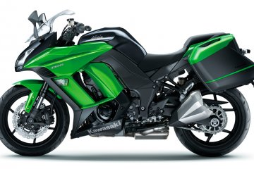 2015年モデル Ninja 1000 ABS 東南アジア一般仕様(ZX1000M)オプションカット