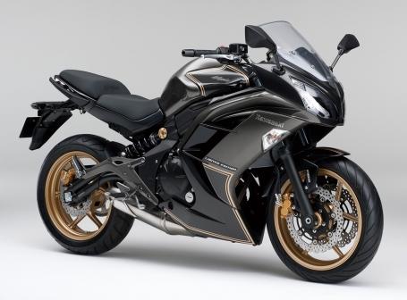 2015年モデル Ninja 400 ABS Limited Edition
