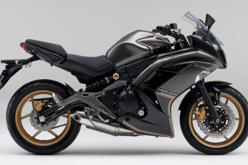 2015年モデル Ninja 400 ABS Limited Edition