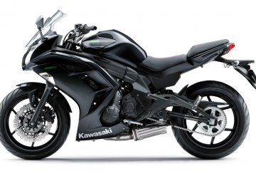 2015年モデル Ninja 650 ABS (EX650FFF)※オーストラリア仕様