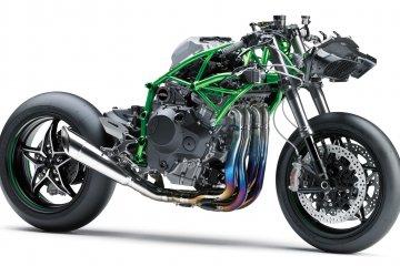 2015年モデル Ninja H2R 欧州一般仕様(ZX1000P)