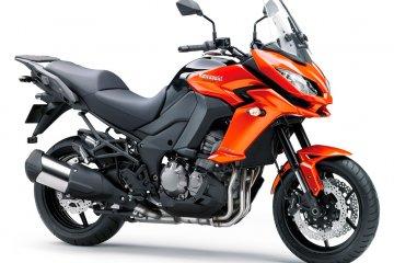 2015年モデル VERSYS 1000 (KLZ1000B)※欧州一般仕様