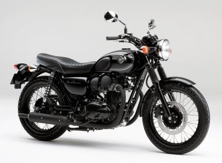 2015年モデル W800 Black Edition