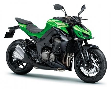 2015年モデル Z1000 ABS (ZR1000GFF)※欧州一般仕様