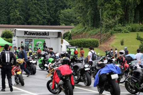 カワサキU29ミーティング