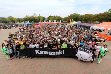 [2016]カワサキコーヒーブレイクミーティング in 姫路城