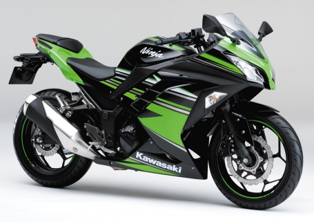 2016年モデル Ninja 250 ABS KRT Edition