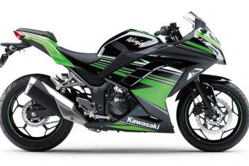 2016年モデル Ninja 300 ABS (EX300B)※欧州一般仕様