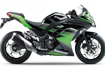 2016年モデル Ninja 300 (EX300A)※欧州一般仕様