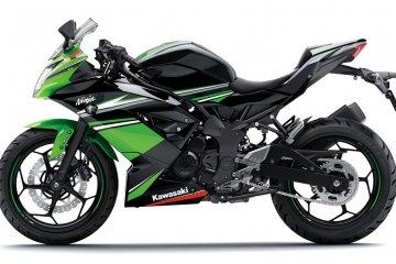2016年モデル Ninja RR mono ABS (BX250B)※インドネシア仕様