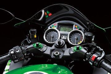 2016年モデル Ninja ZX-14R ABS (ZX1400J)※オーストラリア仕様 スタイリング