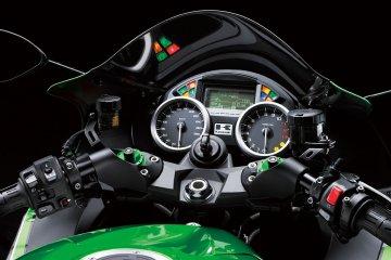 2016年モデル Ninja ZX-14R ABS (ZX1400J)※マレーシア仕様 スタイリング