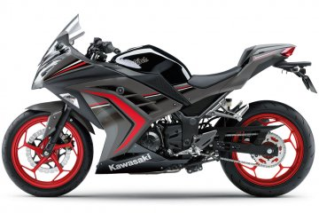 2016年モデル Ninja 250 ABS (EX250M)※インドネシア仕様