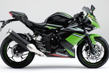 2016年モデル Ninja 250SL ABS KRT Edition