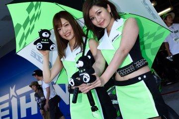 2016 鈴鹿8耐カワサキ応援スペシャルチケット