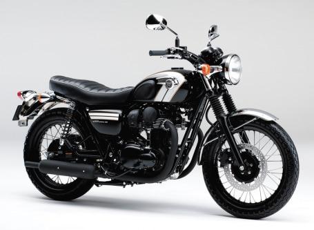 2016年モデル W800 Special Edition