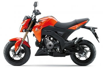 2016年モデル Z125 PRO (BR125H)※インドネシア仕様