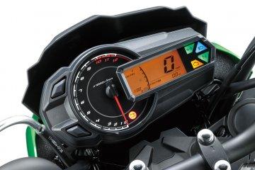 2016年モデル Z125 PRO タイ仕様 (BR125H)フィーチャーカット