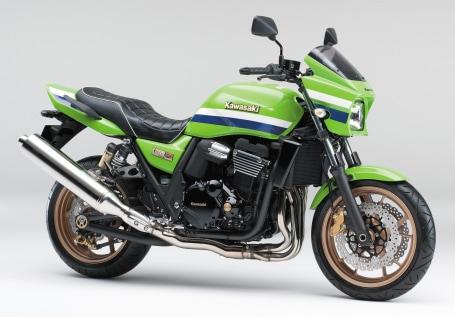 2016年モデル ZRX1200 DAEG Final Edition