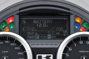2016年モデル ZZR1400 ABS (ZX1400J)※欧州一般仕様 フィーチャー