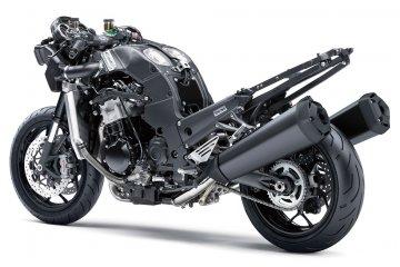 2016年モデル ZZR1400 ABS (ZX1400J)※欧州一般仕様 スタイリング